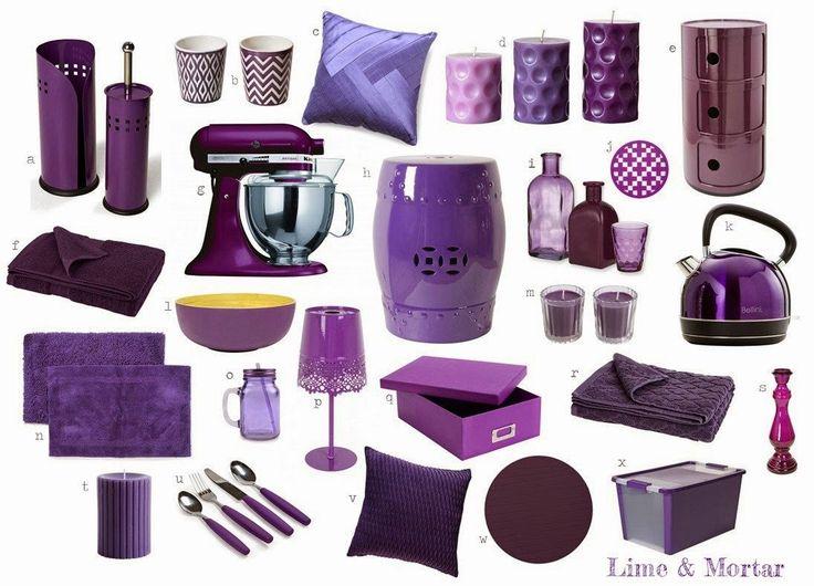 Lime & Mortar: Colour Pop: Purple