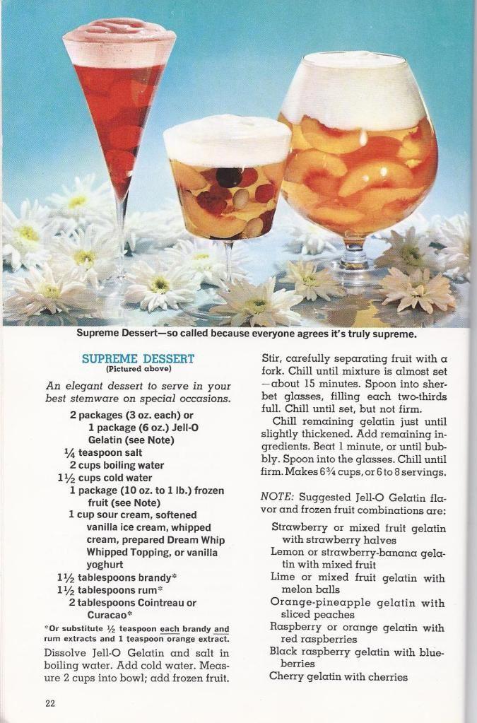 520 Best Vintage Recipes Images On Pinterest Vintage