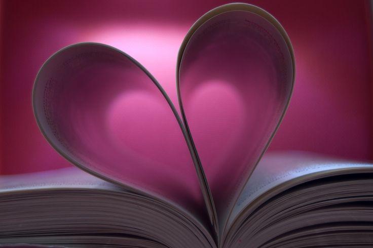 Art print - Love in book - P. Mangoni