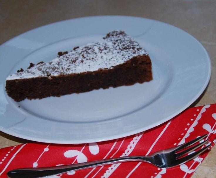 Torta di mandorle - Italienischer Mandelkuchen