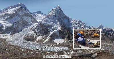 Foto do Everest de 2 bilhões de pixels: De Pixels, Bilhõ De, Bilhões De