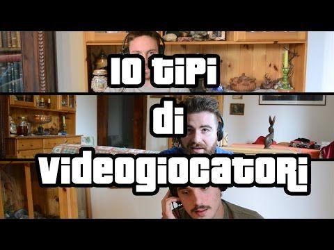 10 Tipi di Videogiocatori - I Trasconauti