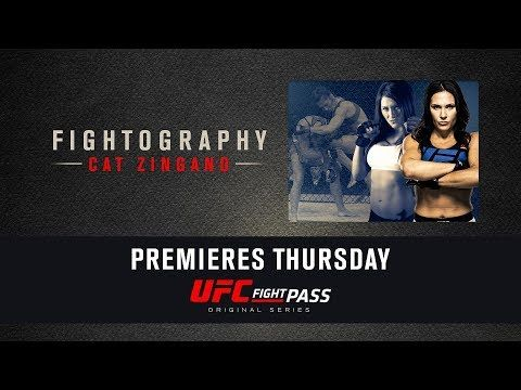 Fightography: Cat Zingano Preview