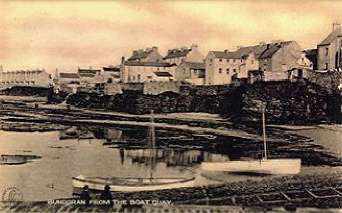 Picture of Bundoran from the Boat Quay.