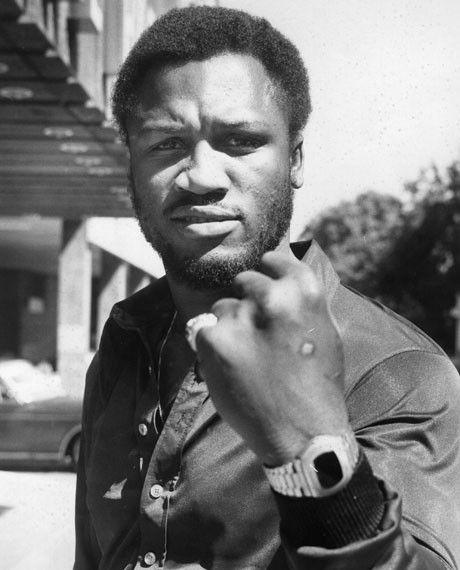 smokin' joe frazier. Great Boxer....