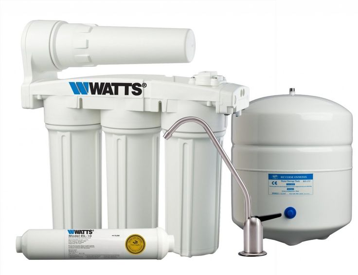 top rated reverse osmosis system