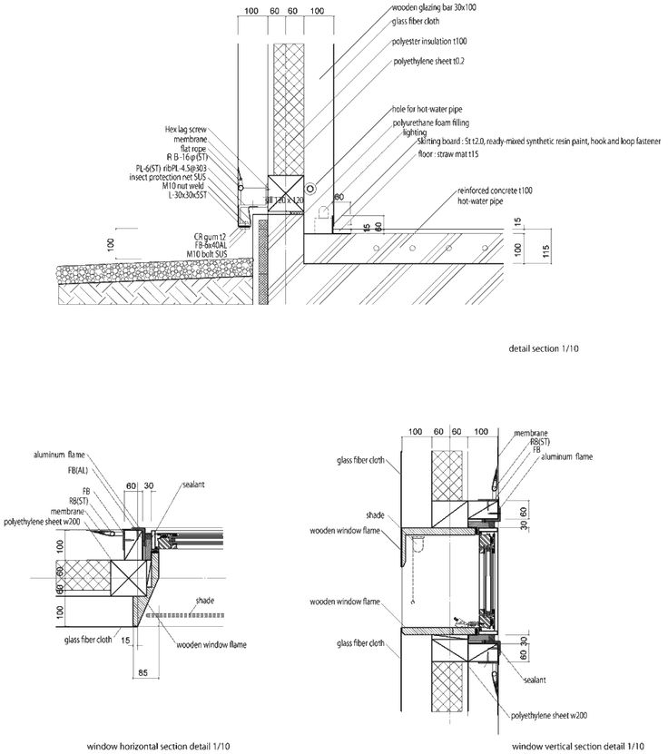 59 best detail drawings images on pinterest carpentry for Architectural detail drawings