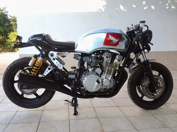 57 Best Honda Cb 750 Rc42 Images On Cafe Racers