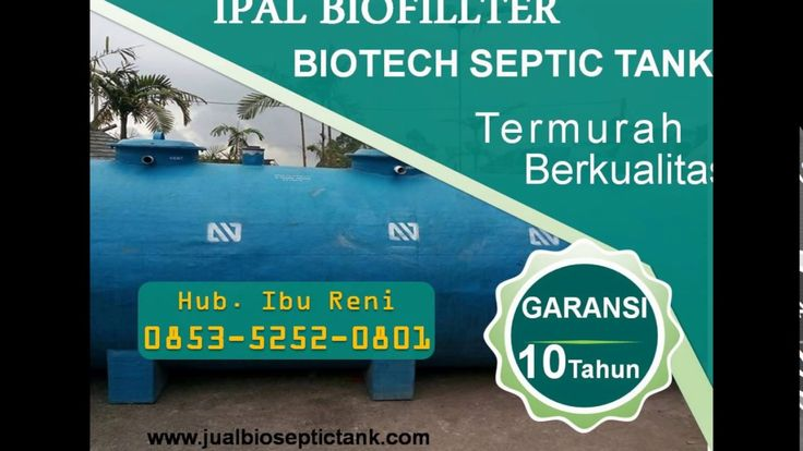 Biofillter Septic Tank Harga   Harga STP Biotech   0853-5252-0801