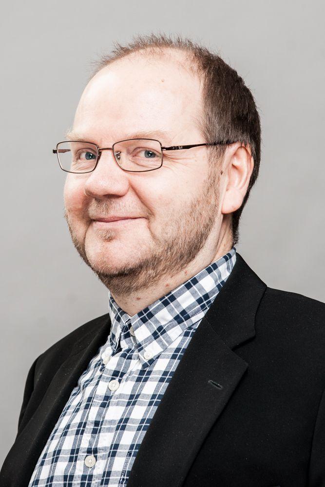 Vesa Heikkinen Kuva: Otso Kaijaluoto (Kuvain)
