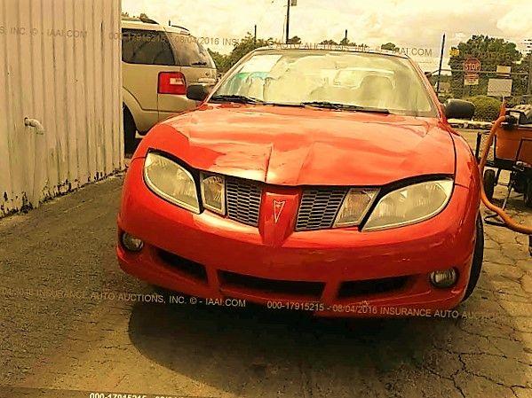 My car 4 sale 2005 Pontiac Sunfire