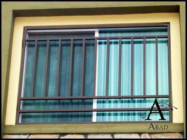 17 mejores ideas sobre rejas para ventanas modernas en for Ventanas modelos