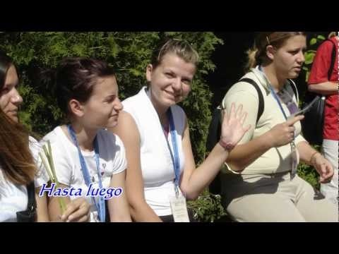 Saying Goodbye in Spanish  - Basic Level  MrLearnSpanish on YouTube, via   123teachme.com