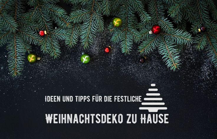 Um Ihnen wieder mal behilflich zu sein, wollen wir nun in Text und Bild kreative Ideen und nützliche Tipps für Ihre Weihnachtsdeko zu Hause geben.