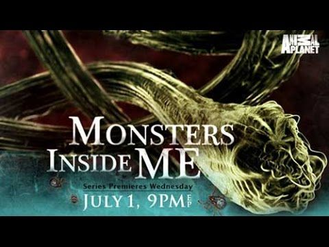Thanks for watching Monsters Inside Me!