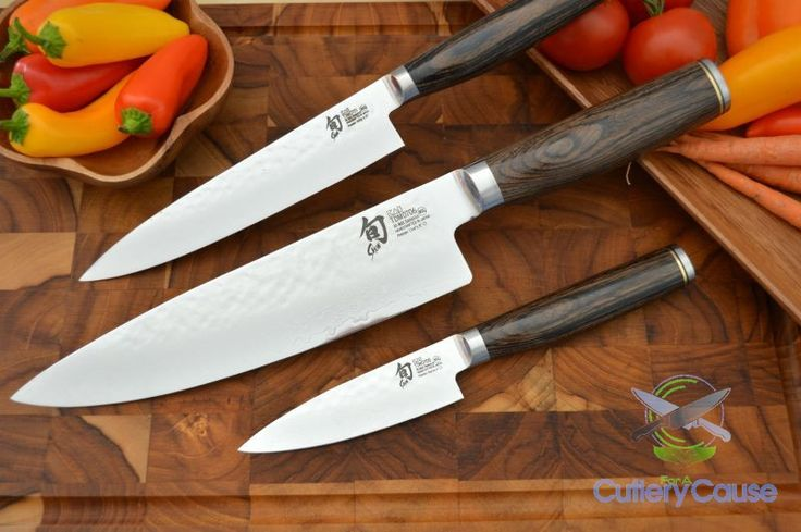 78 Best Ideas About Shun Knives On Pinterest Chef Knives Kitchen Knives And Chef Knife Set