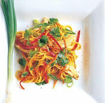 Asian Style Pasta 109