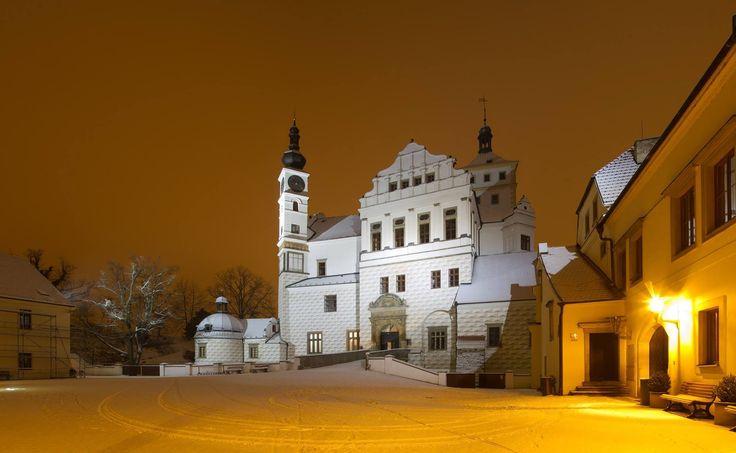 Castle Pardubice, Czech republic