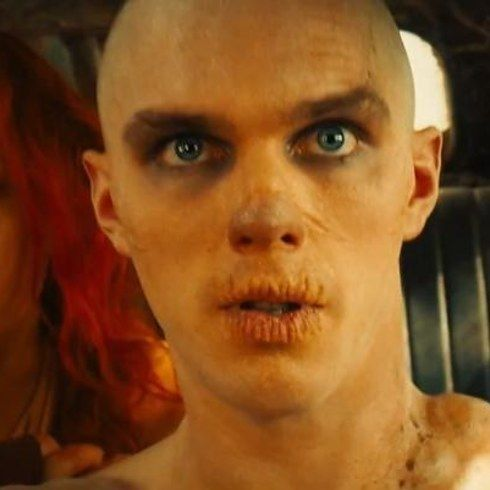 "Nicholas Hoult (Nux) | Here's What The ""Mad Max"" Cast Looks Like Before And After"