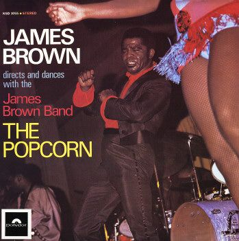 now this record is pure  funk...instrumentals at that. I always found the the title a little funny because it says he directs and dances, as if you can see him dancing on the record, still it's funky.: James Of Arci, James Joseph, James Brown, Mothers Popcorn, James D'Arcy, Joseph Brown, Brown Bands, Vinyls Records, Brown Jr