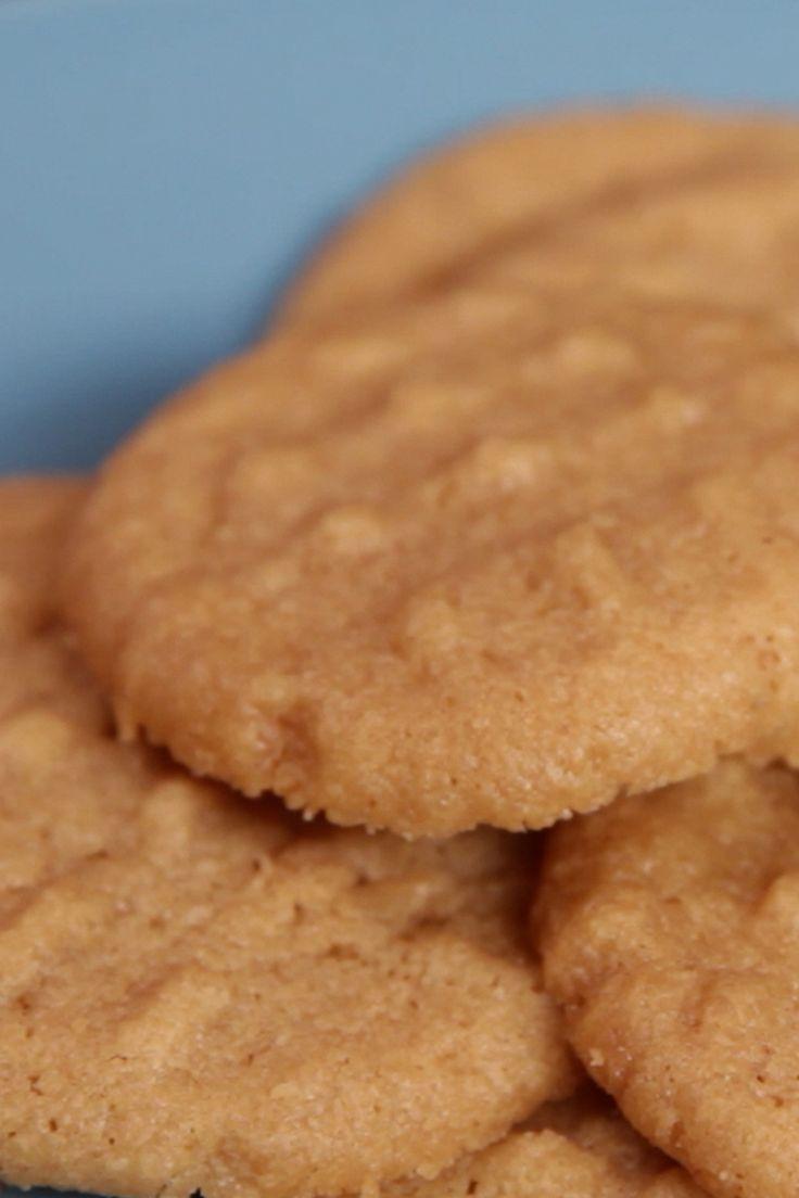 Cookie de três ingredientes