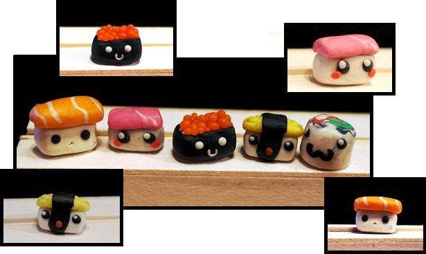 sushi time! \(^-^)/