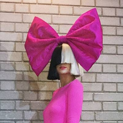 SIA because she's amazing of course!