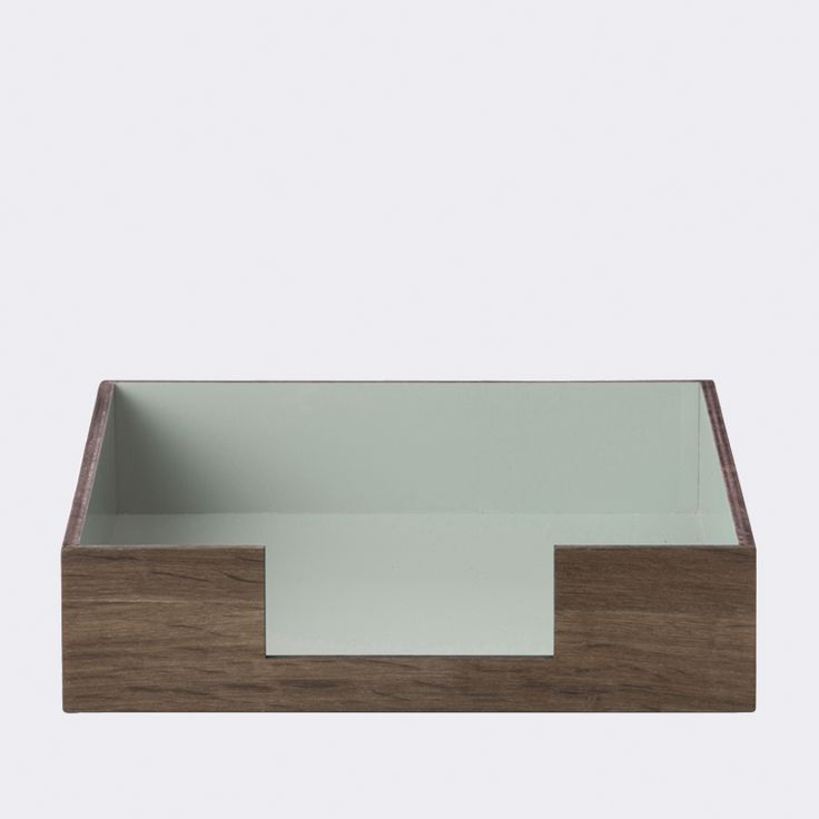 Letter Tray - Mint