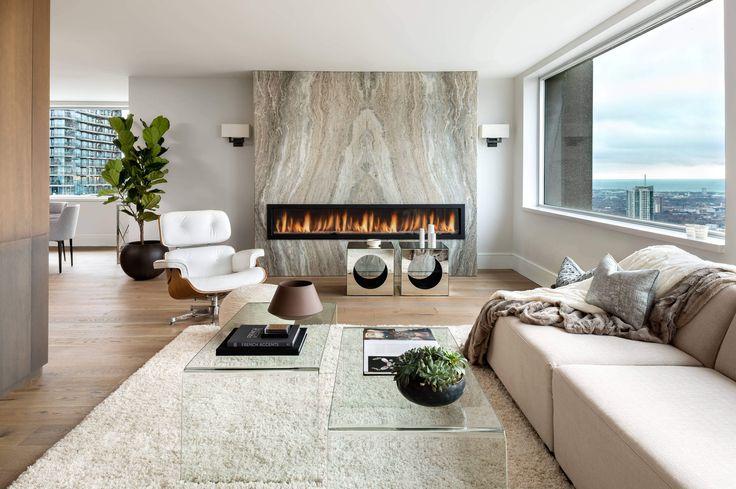 Bay Bloor Penthouse by Yanic Simard