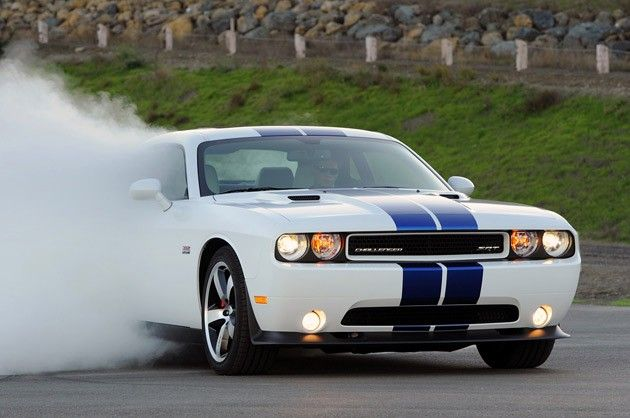 Dodge Challanger SRT8