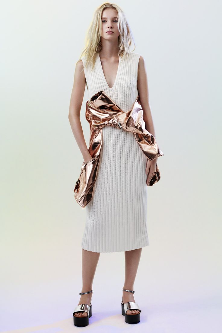 McQ Alexander McQueen Spring 2015 Ready-to-Wear - Collection - Gallery - Look 1 - Style.com