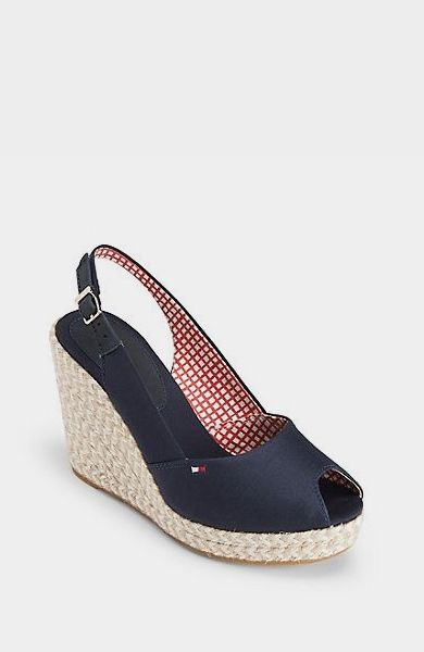 SOLID WEDGE | Tommy Hilfiger USA