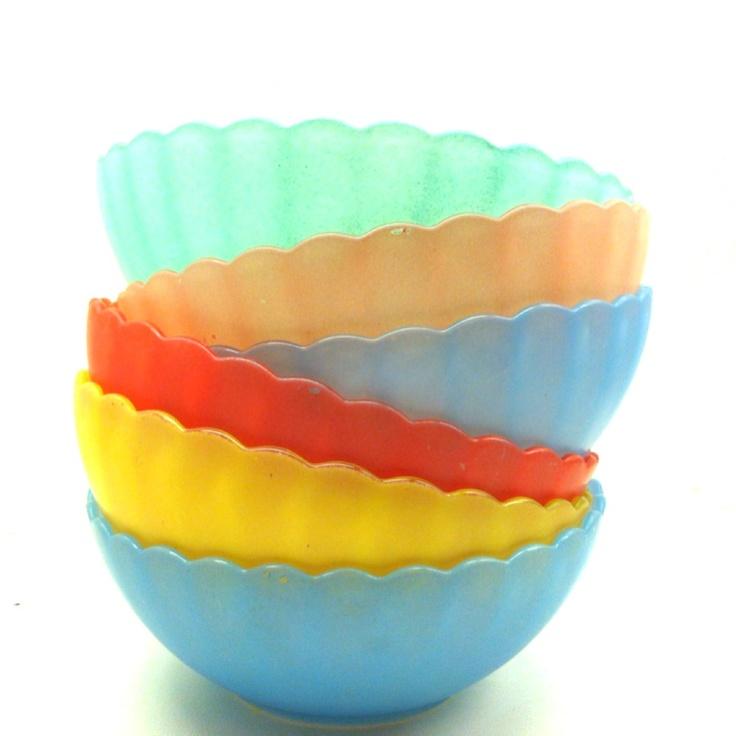 Arcopal bowls