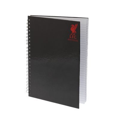 LFC A4 Notepad. Was £8, now £2.