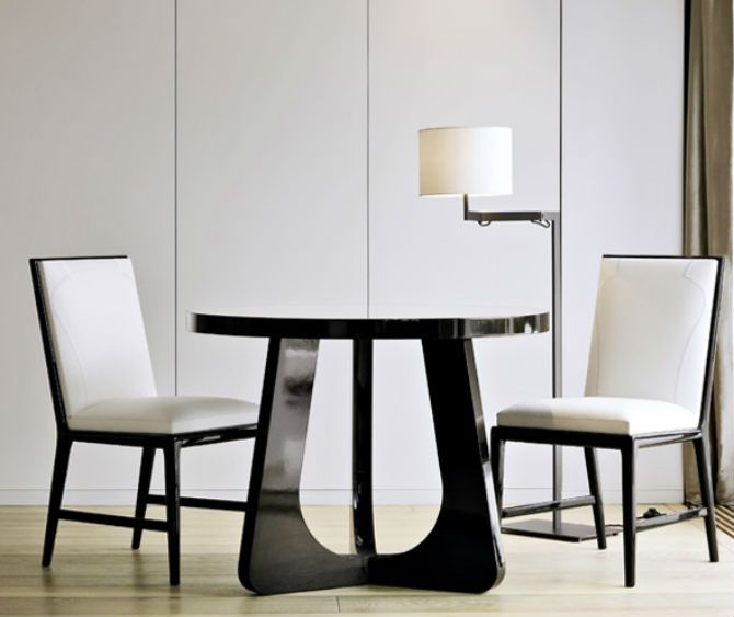 The best designers chairs by christian liaigre designer for Furniture blueprint maker