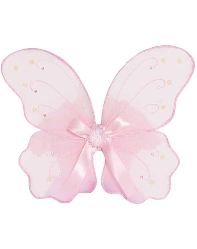 Feenflügel 43 cm hoch in rosa