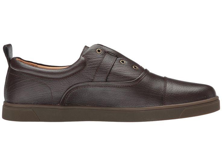 Michael Bastian Gray Label Ossie Buckle Sneaker Men's Shoes Van Dyck Brown