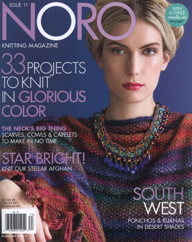 """Noro Knitting Magazine"" №11  2017. Обсуждение на LiveInternet - Российский Сервис Онлайн-Дневников"