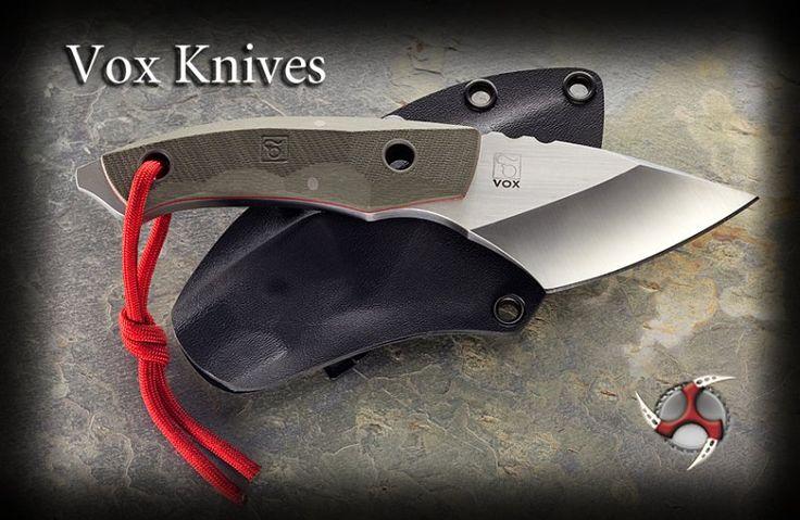 Vox Knives - Custom Knife Dealer
