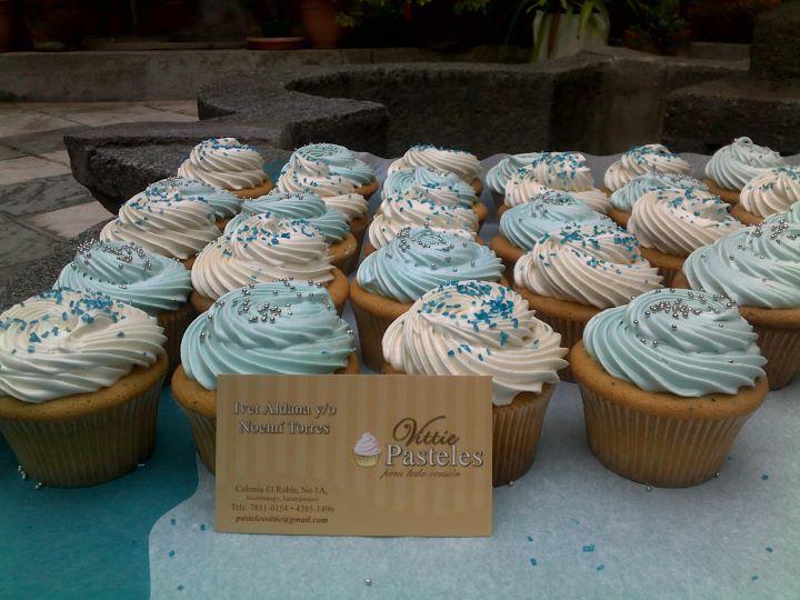 super simple cupcakes!