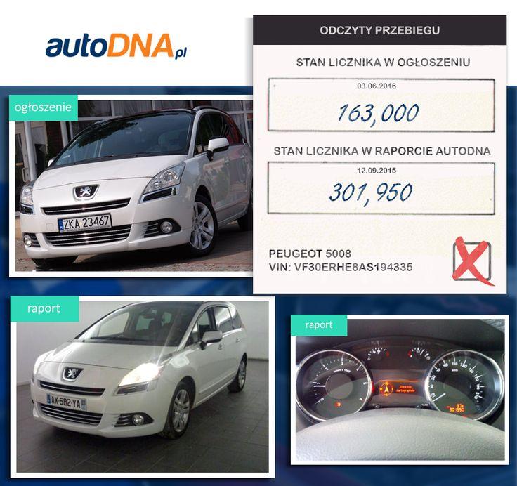 Baza autoDNA - UWAGA! #Cofniętyprzebieg #Peugeot 5008  https://www.autodna.pl/vin/VF30ERHE8AS194335/auto/9dd5d73d2f1cf35dd4858d780b8ca6d6f94412e6 https://www.autodna.pl/vin/VF30ERHE8AS194335/auto/9dd5d73d2f1cf35dd4858d780b8ca6d6f94412e6/autodna_fr
