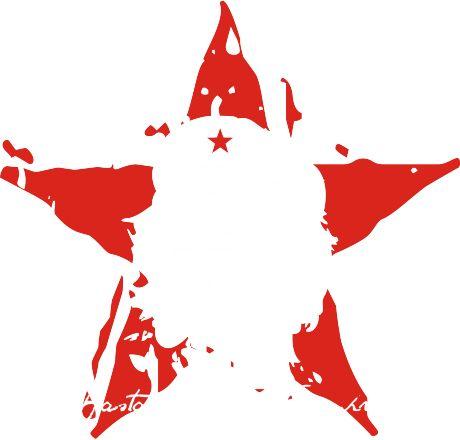 Щампа - дизайн на щампа Ернесто Че Гевара – по мой дизайн върху тениска, чанта, раница, шапка, чаша, значка, или друг продукт по ваш уникален дизайн!