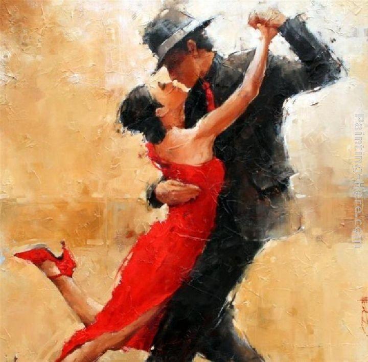 Открытки танцора