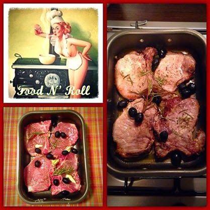 FOOD N' ROLL   ......................   il blog   ...: BRACIOLE AL FORNO...