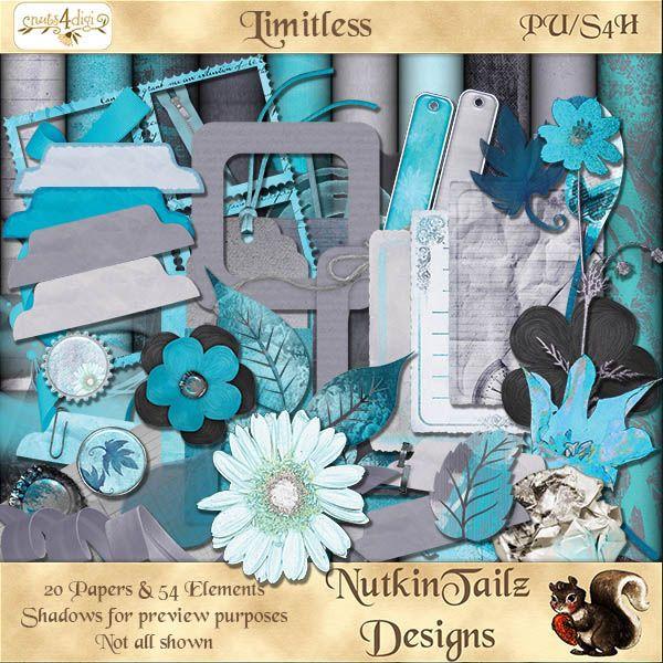Limitless [NutkinTailz Designs] - AU$4.00 : Nuts4Digi.com Store