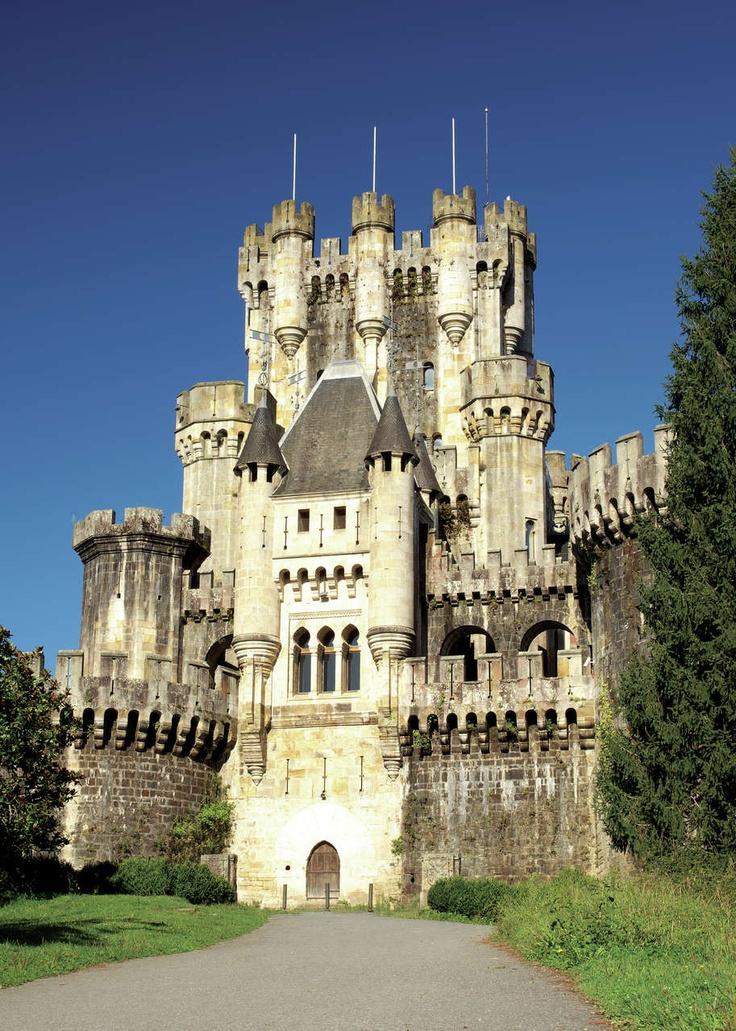 Butrón Castle - Biscay, Spain