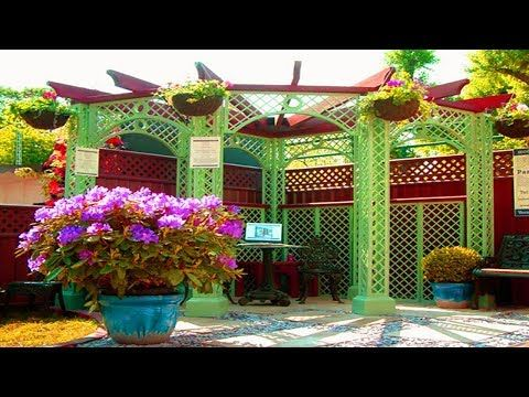Awesome Different Style of Pergola Designs Ideas