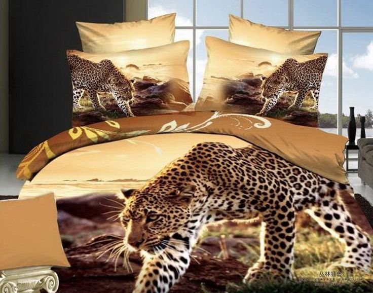 17 best images about cheetah print bedding on pinterest oil paintings cheetah print bedding - Cheetah bedspreads ...