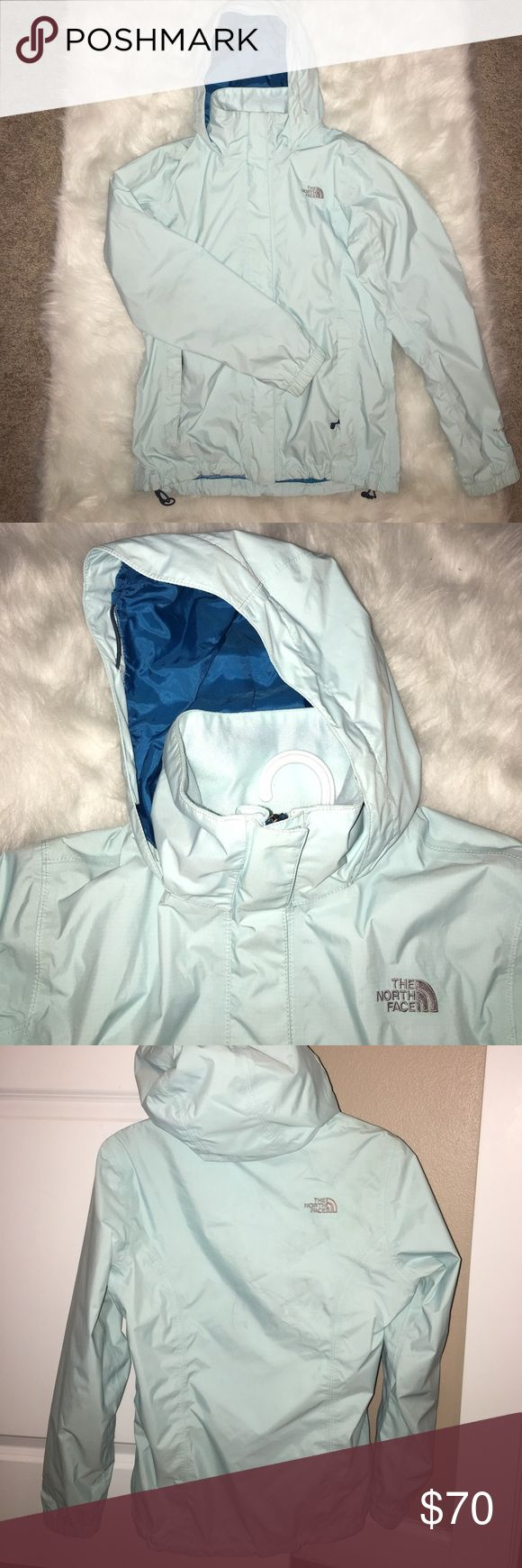 North face windbreaker Good condition. Light weight but very warm. The North Face Jackets & Coats