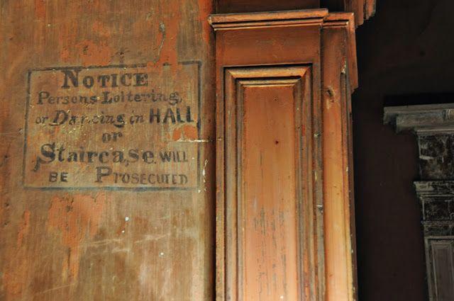 Disassemble Dublin: No.12 Henrietta Street